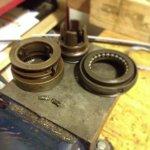 metalowe części zamienne